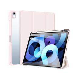 Apple iPad Air 10.9 Hoes - Dux Ducis Toby Tri-Fold Book Case - Roze