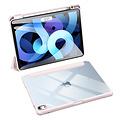 Dux Ducis Apple iPad Air 10.9 Hoes - Dux Ducis Toby Tri-Fold Book Case - Roze