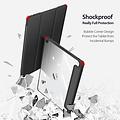 Dux Ducis Apple iPad 10.2 2019/2020 Hoes - Dux Ducis Toby Tri-Fold Book Case - Zwart
