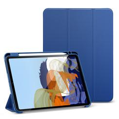 iPad Pro 11 (2021) hoes - Rebound Pencil Case - Blauw