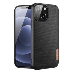 iPhone 13 Mini hoesje - Fino Series - Back Cover - Zwart