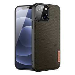 iPhone 13 Mini hoesje - Fino Series - Back Cover - Groen