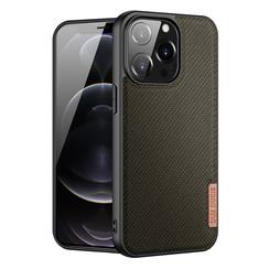 iPhone 13 Pro hoesje - Fino Series - Back Cover - Groen