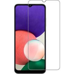 Samsung Galaxy A22 5G  - Screenprotector - Tempered Glass - Transparant