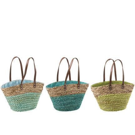 Handbags and beach bags