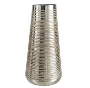 J -Line Vase Glass Striped Gold - Large