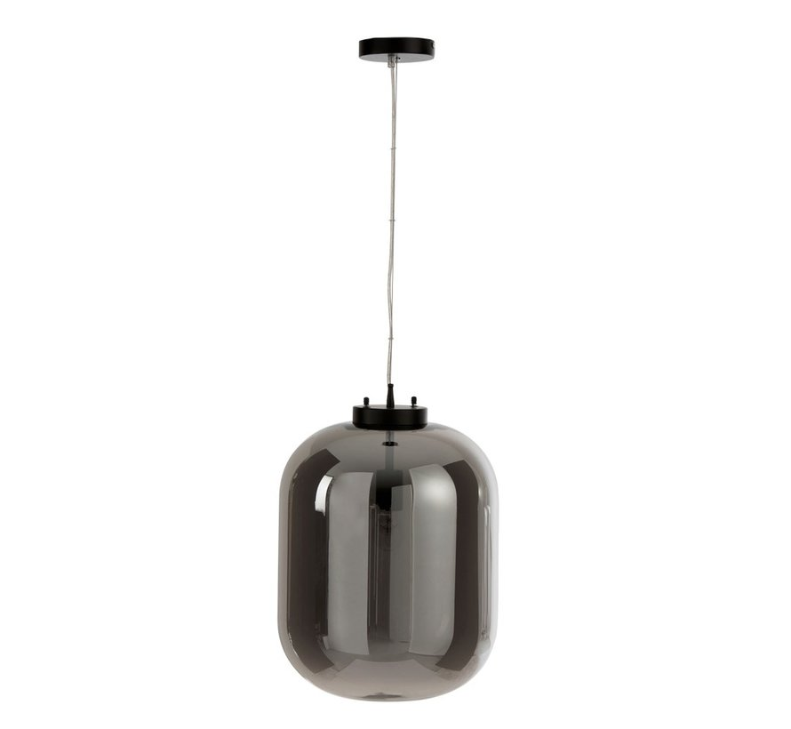 Hanging lamp Modern Mirror glass - Silver