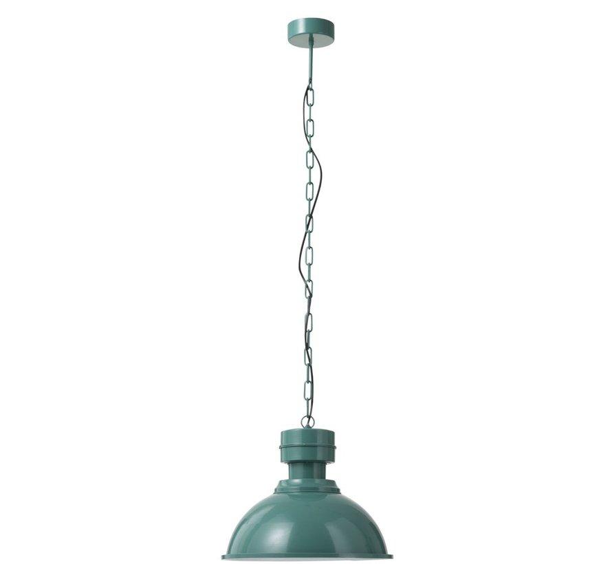 Hanglamp Rond Modern Metaal - Groen