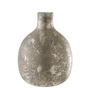 J-Line Bottles Vase Glass Light Gray - Large