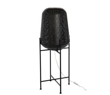 J-Line Floor Lamp Oriental Black - Large