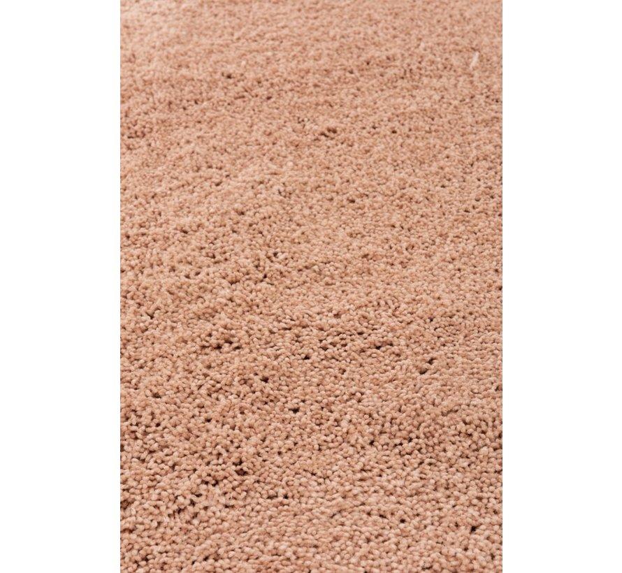 Tapijt Rechthoek Polyester Extra Zacht - Roze