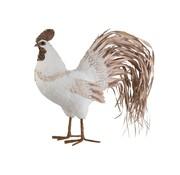 J-Line Decoration Chicken Cotton Leaves - Large