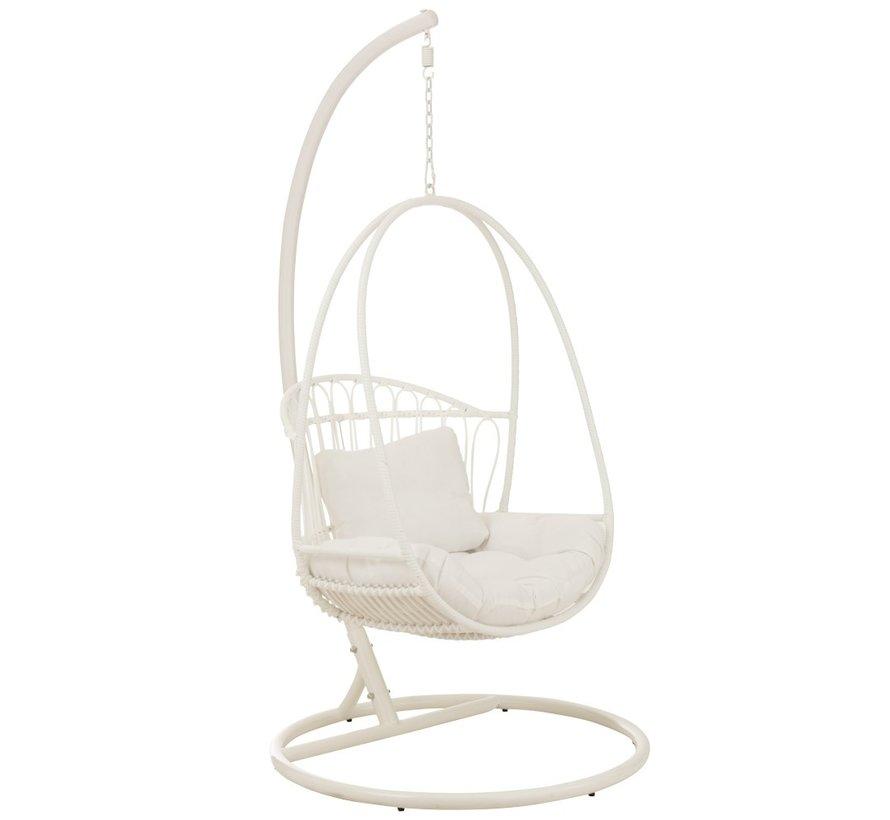 Witte Standaard Voor Hangstoel.Xixhr5vq94x4xm