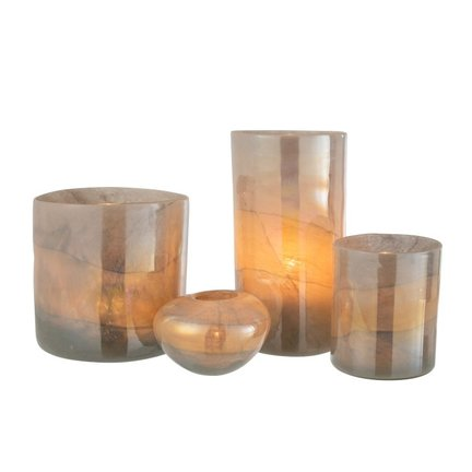 Tea light holders and lanterns for extra atmosphere