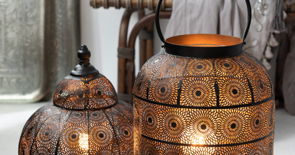 10 tips for oriental accessories at home