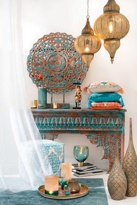 oriental lamps