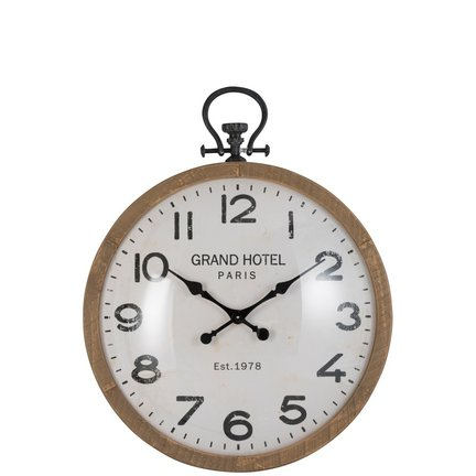 From exclusive wall clocks to extra large clocks