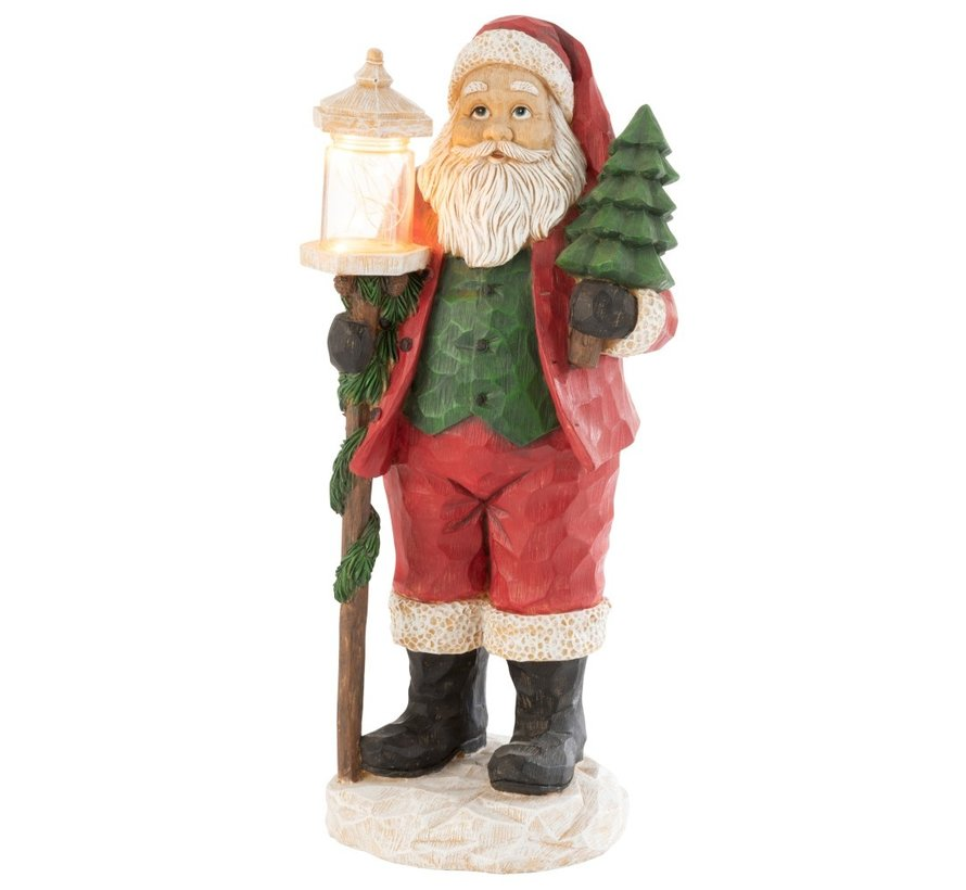 Decoration Santa Lantern Tree - Mix Colors