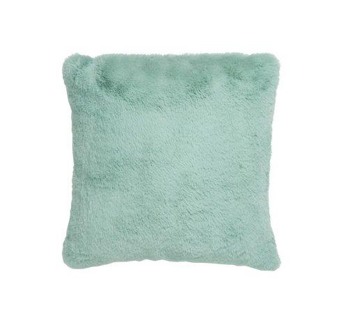 J -Line Cushion Square Cutie Extra Soft - Mint green