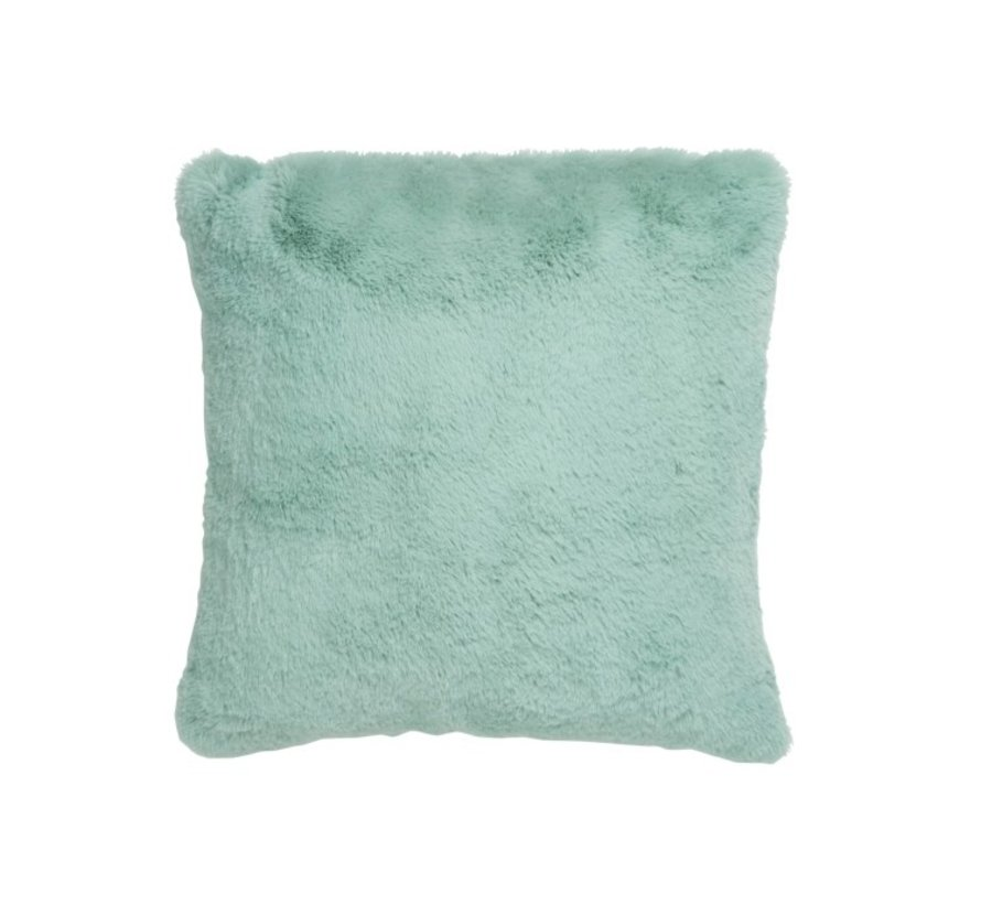 Cushion Square Cutie Extra Soft - Mint green