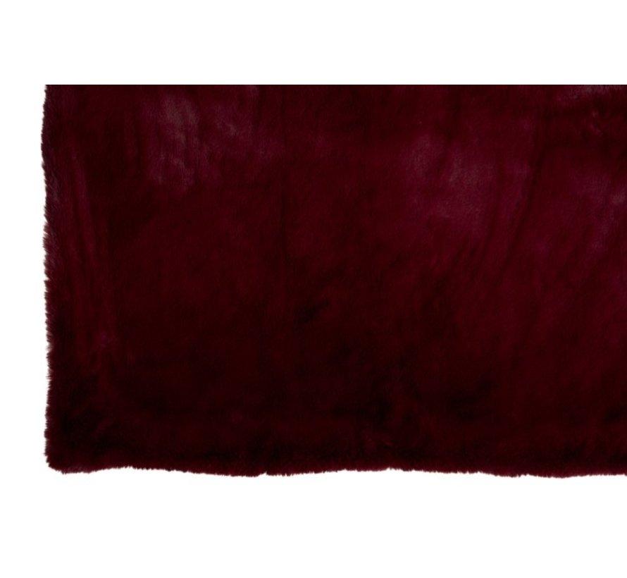 Plaid Cutie Extra Soft Textile - Red
