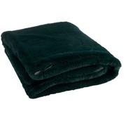 J -Line Plaid Cutie Extra Zacht Textiel - Donkergroen