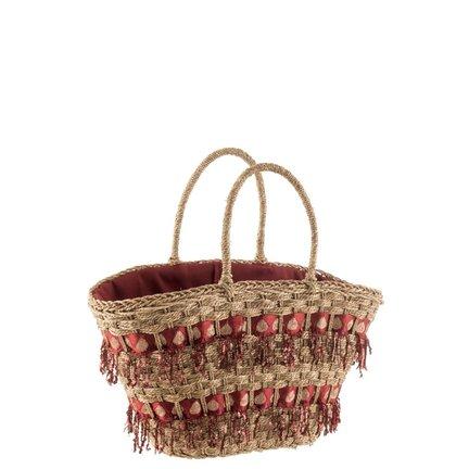Op deze pagina's vind je onze collectie strandtassen en handtassen. Krijg je ook al zo'n zin in de zomer bij de aanblik van deze rieten tassen?