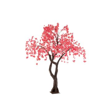 J -Line Artificial Tree Blossom Plastic Pink - Large