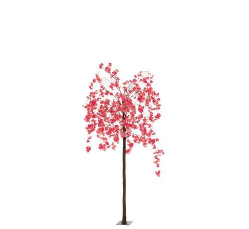 J -Line Artificial Tree Blossom Plastic Pink - Medium