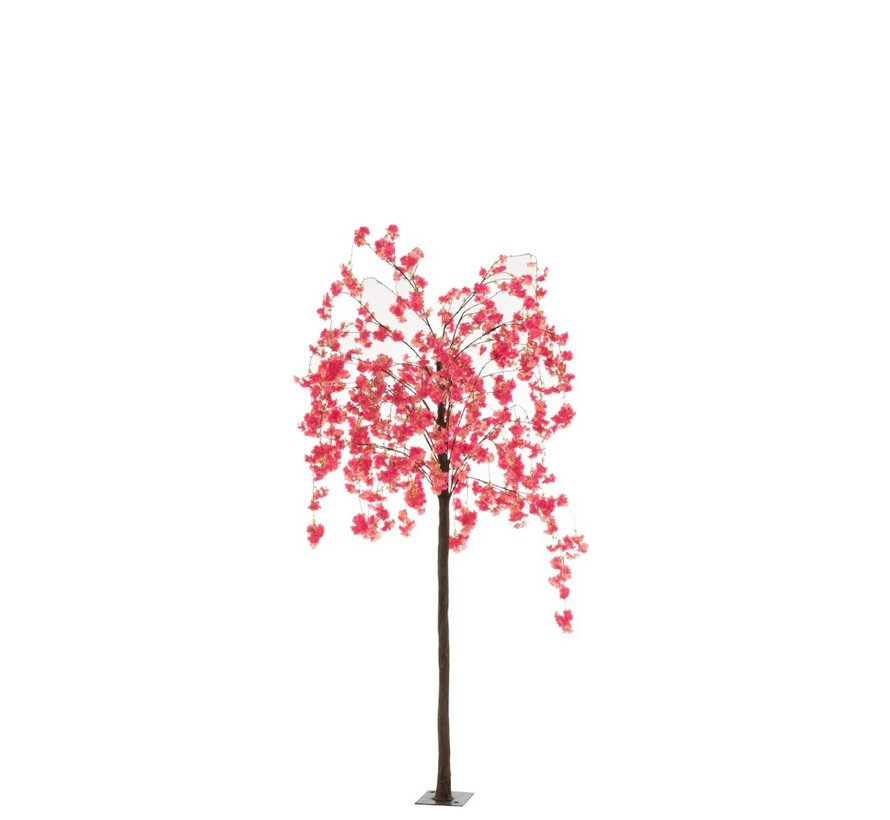 Kunstboom Bloesem Kunststof Roze - Medium