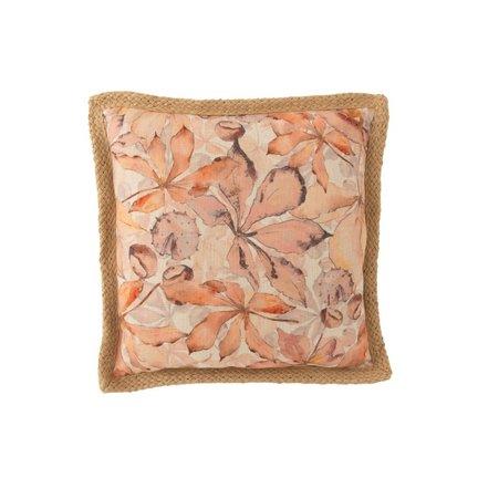 Cozy cozy cushions and warm soft plaids