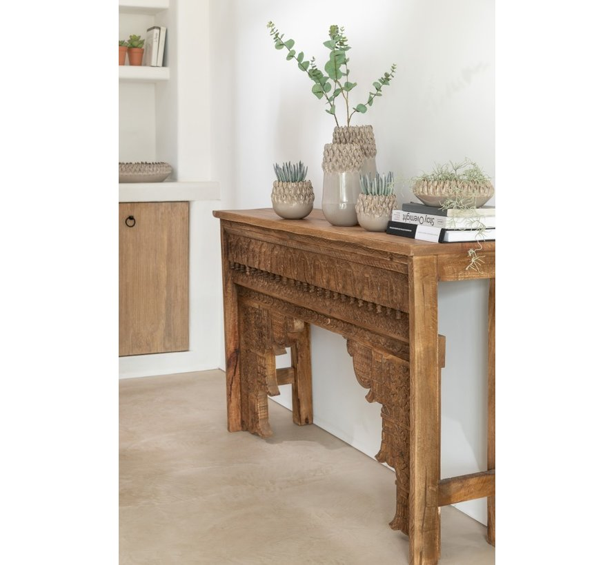 Console table Rural Natural