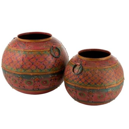 Bloempotten in terracotta en keramiek - Sl-homedecoration.com