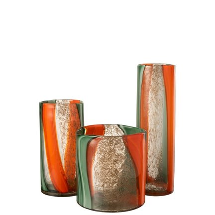 Buy glass or ceramic vases - Sl-Homedecoration.com