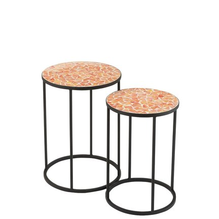 High and low side tables and trendy coffee tables - Sl-homedecoration.com
