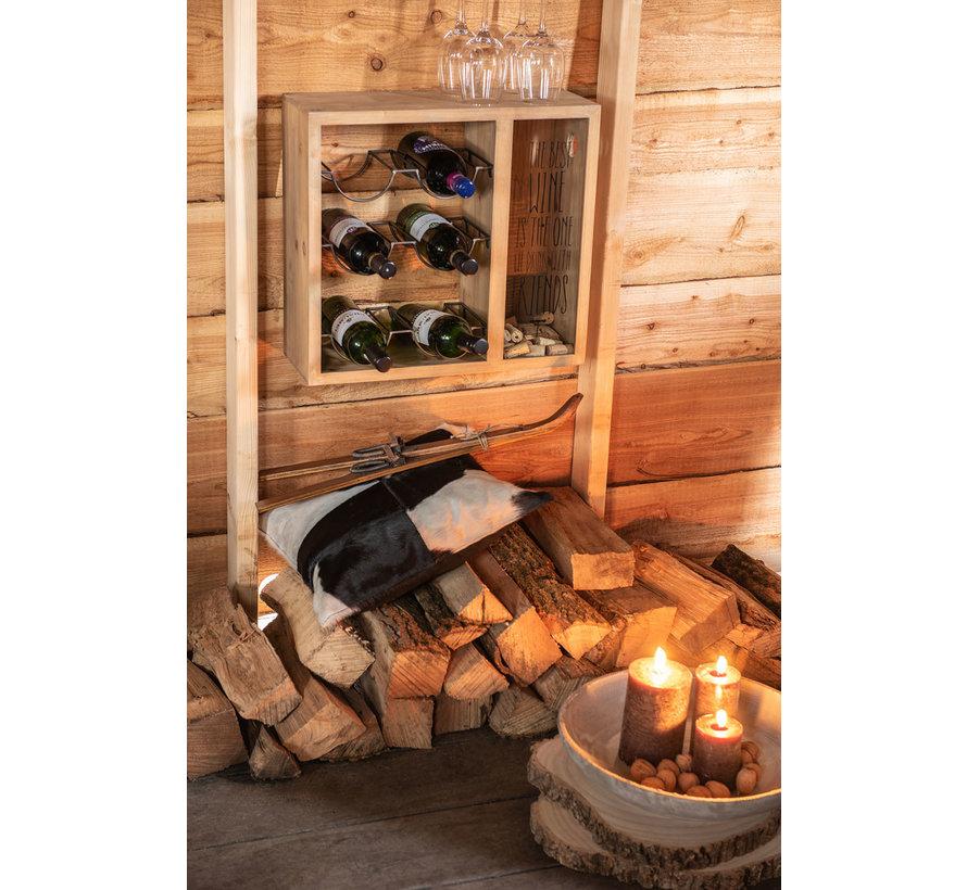 Decorative Bowl Paulownia Wood - Large