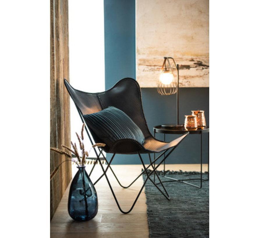Tafellamp Industrieel Modern Marmeren Voet - Zwart