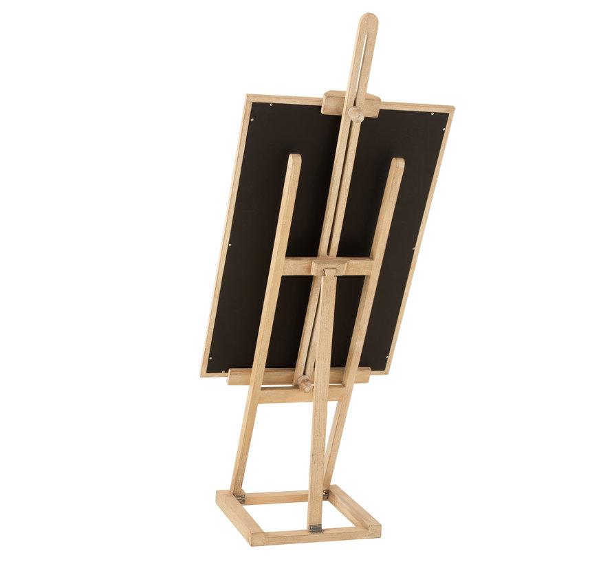 Chalkboard  Easel Mango Wood