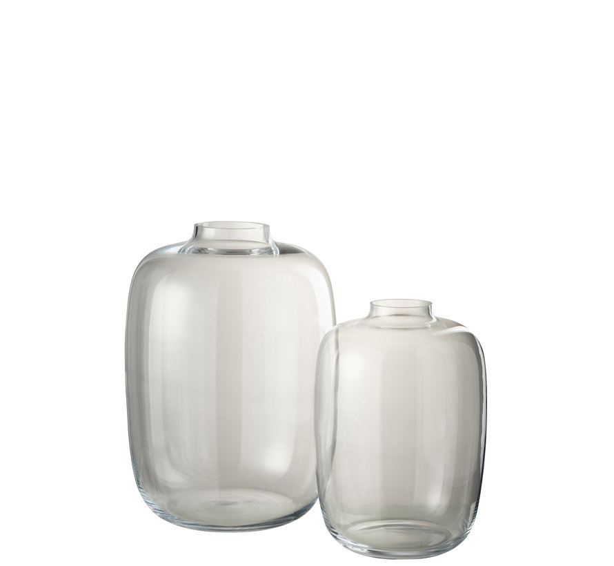 Bottles Vase Glass Transparent Small