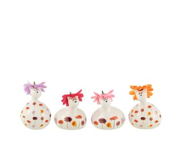 J-Line  Decoration Cats Summer Small