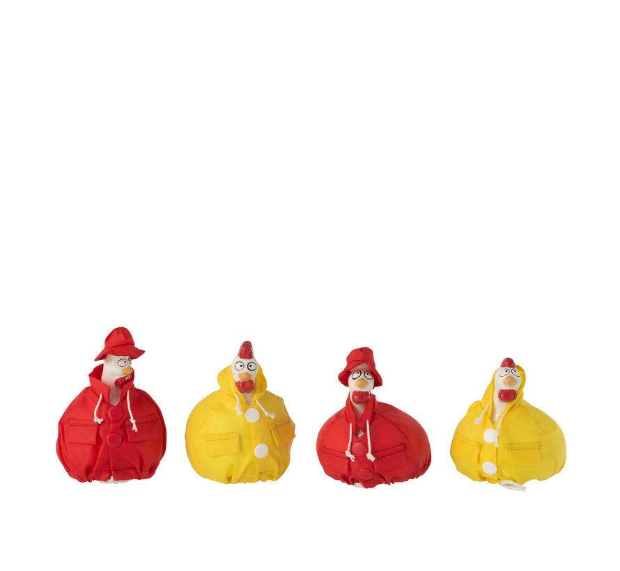 Decoration Chicken Raincoat Small