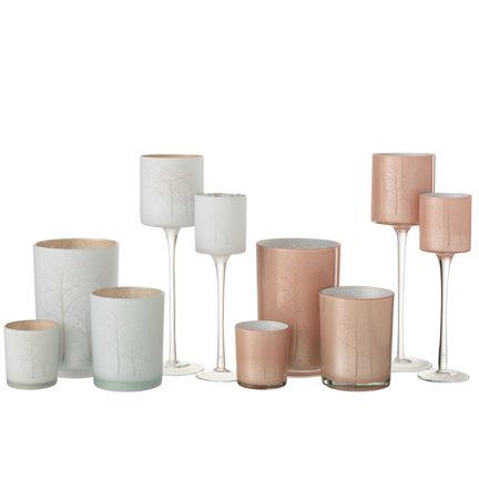 Tea light holders for extra atmosphere - Sl-homedecoration.com