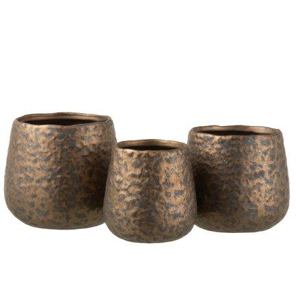 Flower pots in terracotta and ceramic - Sl-homedecoration.com