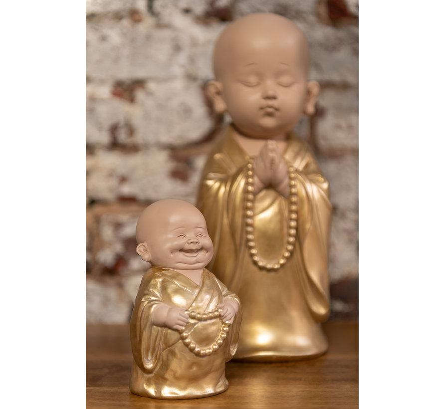 Decoration Monks Gold Medium