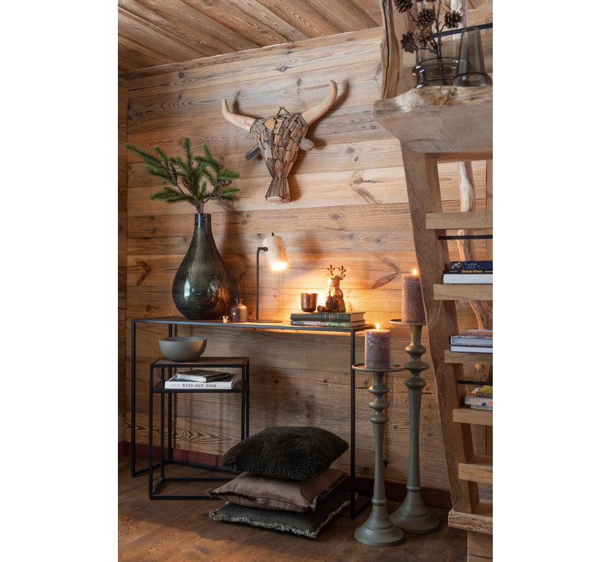 Wall Art Taurus Driftwood Medium