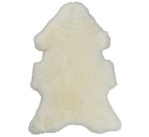 Van Buren  Sheepskin Natural White Large