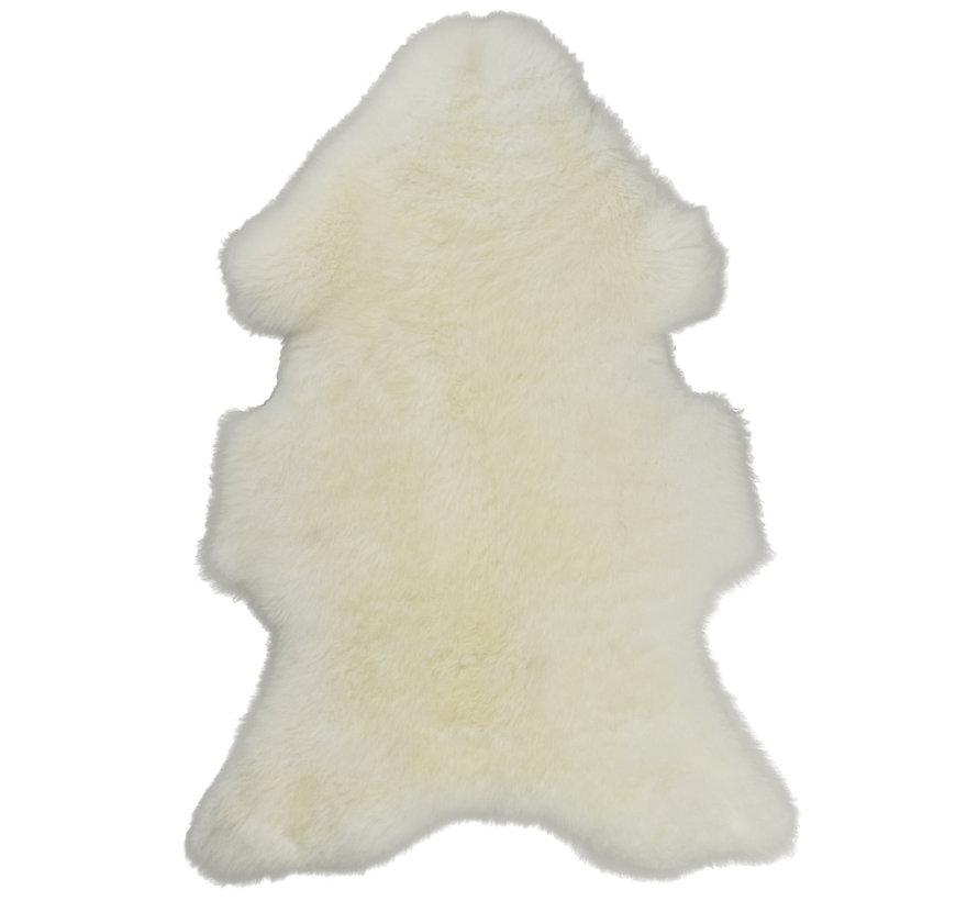 Sheepskin Natural White Large