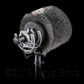 Rycote Classic Softie Kit 7cm (19/22mm)