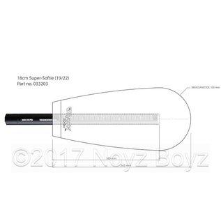 Rycote Rycote Super Softie 18cm (19/22mm)