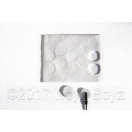 Rycote 100x Undercovers White